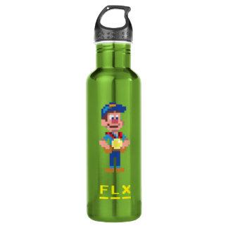Fix-It Felix Jr: FLX Stainless Steel Water Bottle