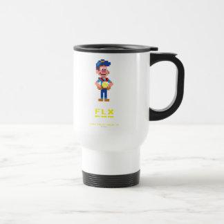 Fix-It Felix Jr: FLX Travel Mug