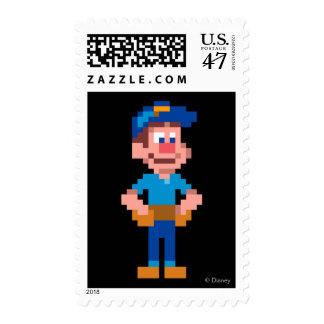 Fix-It Felix Jr Stamp