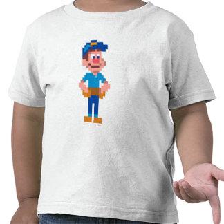 Fix-It Felix Jr Tshirts