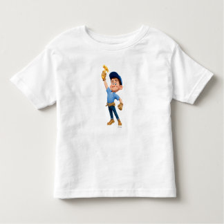 Fix-It Jr Holding Hammer in the Air Tee Shirts