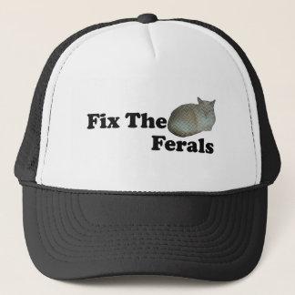 Fix The Ferals Trucker Hat