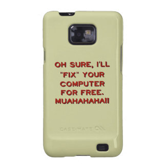Fix Your Computer For Free? Samsung Galaxy SII Covers