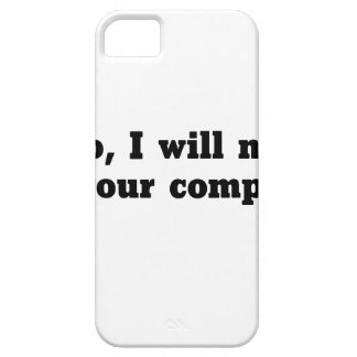 Fix Your Computer iPhone SE/5/5s Case