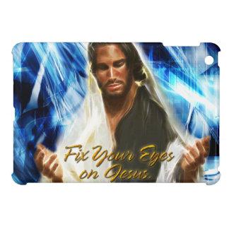 Fix Your Eyes on Jesus 2 iPad Case