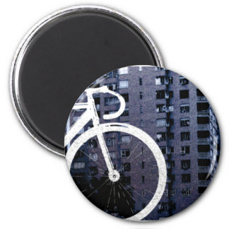 Fixed - Boston Blue Magnet