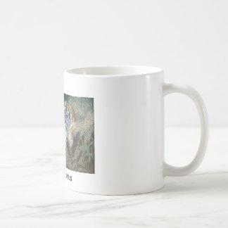 Fixed Focus Classic White Coffee Mug