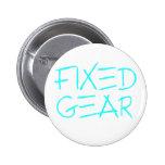 Fixed Gear Pinback Buttons