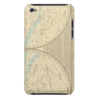 Fixed Stars map Case-Mate iPod Touch Case