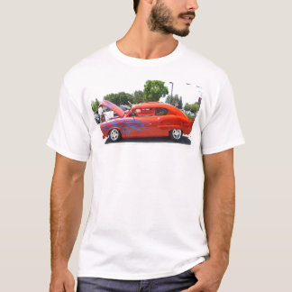 Fixed up old car, carshow ready, t-shirt. T-Shirt