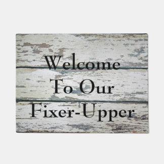 Fixer-Upper Doormat