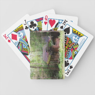 Fixer-Upper Bicycle Poker Cards