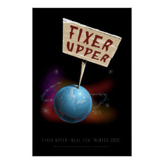 Fixer Upper Poster