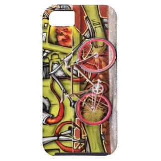 Fixie ang graffiti iPhone SE/5/5s case