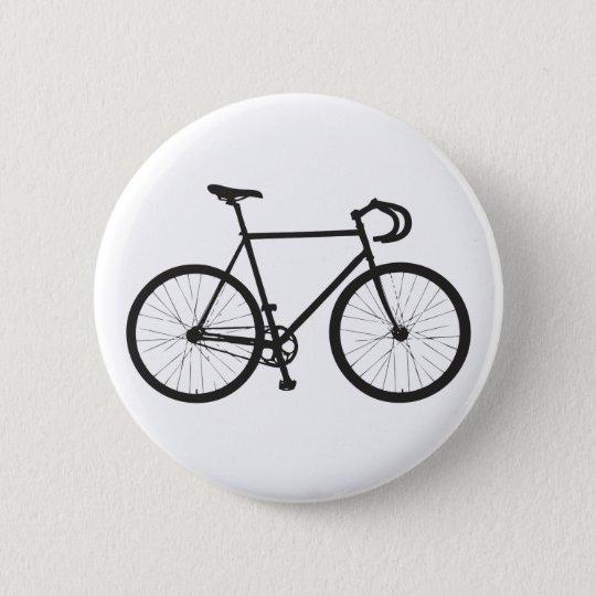 Fixie (Black) Button