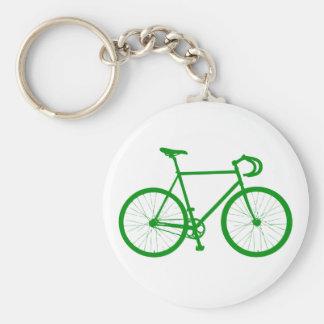Fixie (Green) Keychains