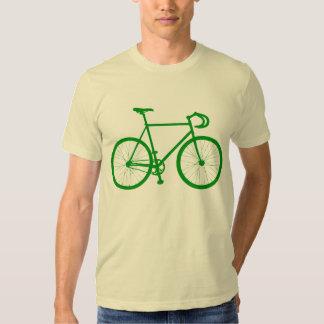 Fixie (Green) T Shirt