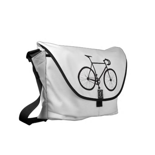 Fixie Messenger Bag