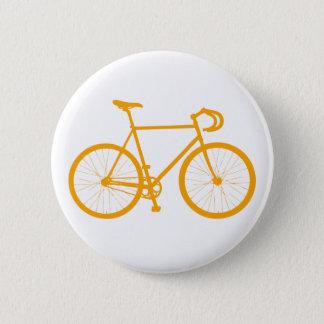 Fixie (Orange) Button