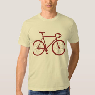 Fixie (Red) Shirt