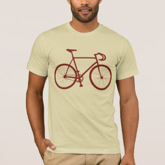 Fixie (Red) T-Shirt