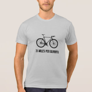 FIXIE - Ride for the burrito T Shirt