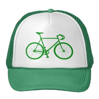 Fixie (verde) gorras de camionero