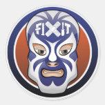 Fixit Sticker