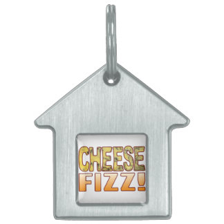 Fizz Blue Cheese Pet ID Tag