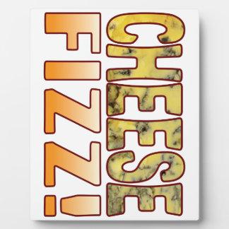 Fizz Blue Cheese Plaque