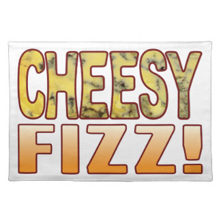 Fizz Blue Cheesy Cloth Placemat