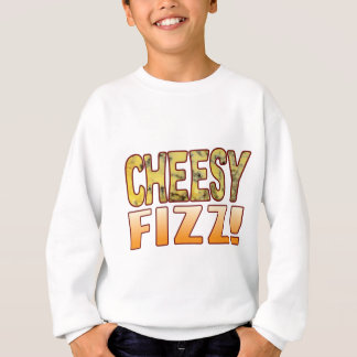 Fizz Blue Cheesy Sweatshirt