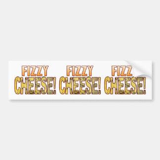 Fizzy Blue Cheese Bumper Sticker
