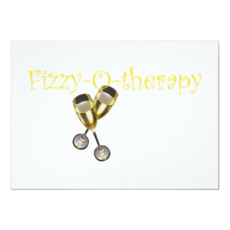 Fizzy-O-therapy Card