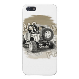 FJ40 COVER FOR iPhone SE/5/5s