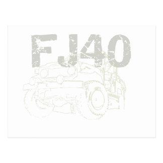 FJ40 Roman's Postcard