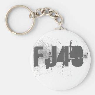 FJ40 Type Keychain