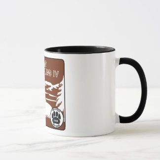 FJ Bruisers Spring Mudfling IV Mug
