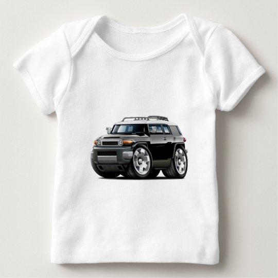 Fj Cruiser Black Car Baby T-Shirt