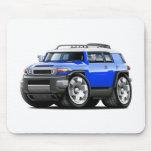 Fj Cruiser Blue Car Mousepads