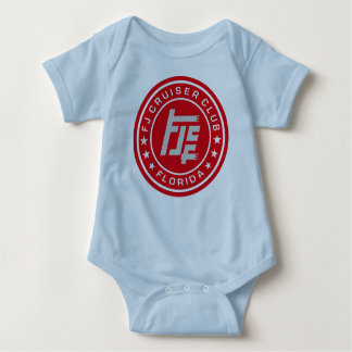FJ Cruiser Club - Baby Shirt