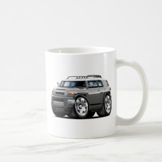 Fj Cruiser Grey Car Classic White Coffee Mug