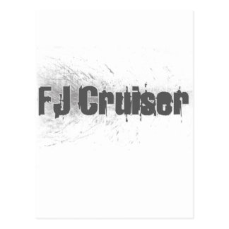 FJ Cruiser Postcard
