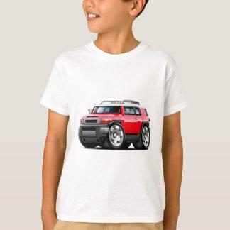 Fj Cruiser Red Car T-Shirt