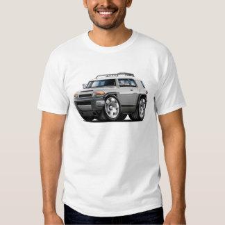 Fj Cruiser Silver Car Tee Shirt