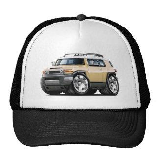 Fj Cruiser Tan Car Trucker Hat