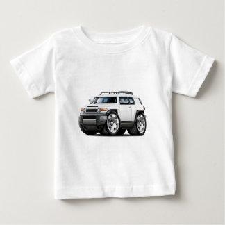Fj Cruiser White Car Tshirt