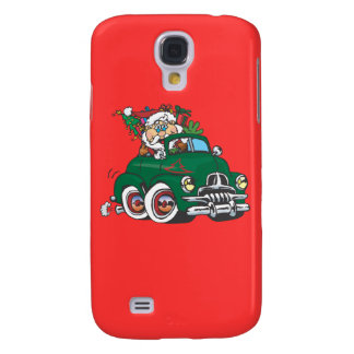 FJ Holden Christmas Samsung Galaxy S4 Cases