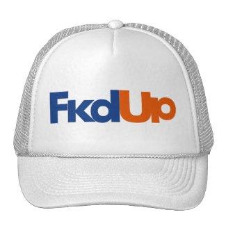 Fkd Up Trucker Hat