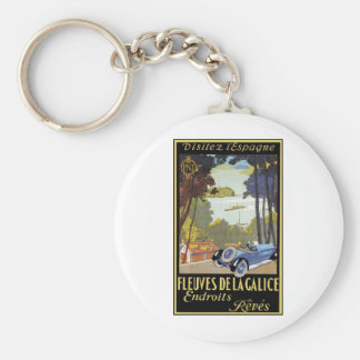 Fkeyves de la Galice Endroits Reves Keychains